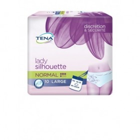 Tena Lady Silhouette Normal - L