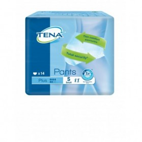 Tena Pants Plus - S