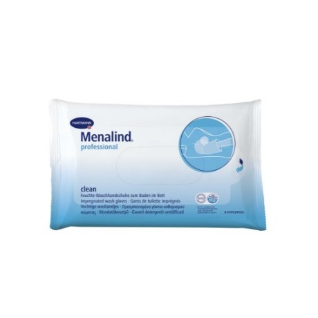 Hartmann Menalind Gants de toilette traitants